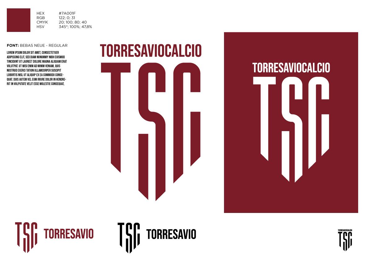 lo studio del logo (credit Gianluca Rossi)